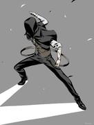 手刀の狩人チェスナット・ブック