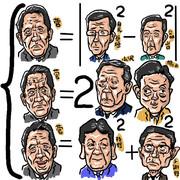 この数式の政界は難しい?