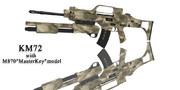 KM72式小銃M870