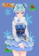 SNOW MIKU Xmasバージョン2018