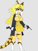 武装サーベルタイガー