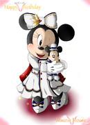 【生誕90周年】イッツ・クリスマスタイム!【ミニーマウス】