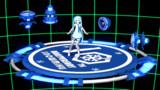 雪ミク専用ステージ(たぶん1番乗りかもしれない!!)