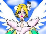 蘇る無限の翼 キュアアンフィニ