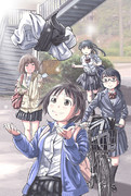『もういっぽん!』7話目カラーイラスト