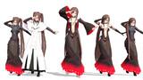 【Fate/MMD】芥ヒナコ&虞美人【モデルテスト】