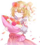お花とふらんちゃん