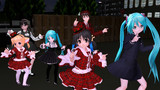 歌愛ユキ誕生祭 ふぉっくす紺子誕生祭 氷山キヨテル誕生祭 『Prism Heart』