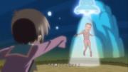 UFOにさらわれそうな小兄貴