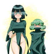 【衣装交換】エスパー姉妹