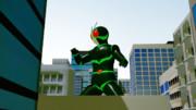 仮面ライダーJの市街地戦ってあんまりないよね