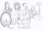 Queen is alive… 映画『ボヘミアン・ラプソディ』公開記念