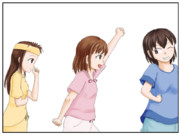 小説24巻目の挿絵5枚目