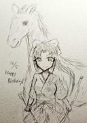 みどりちゃん誕生日おめでとう!