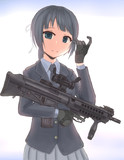 HK33 bullpup