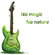 廃墟系guitar