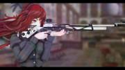 ライフル射撃据銃