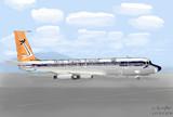 南アフリカ航空 ボーイング707