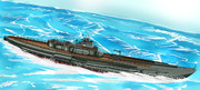 大日本海軍特潜型潜水艦 伊-400