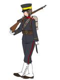 明治陸軍歩兵