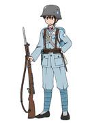 WW2 中国兵(国民党軍)