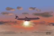 日本航空 コンベア880
