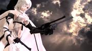 【第2期MMD銃聖戦】ゼロ