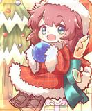 サンタの妖精