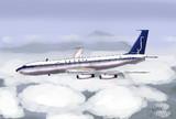 サベナベルギー航空 ボーイング707