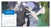 カレンダープロジェクト2019・6月