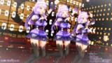 【朝ノ姉妹MMD】歌う3姉妹