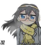 大淀さんと冬mode