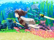 すごい…楽しい!かも…【ABZÛ】きりたんは神秘の海を姉妹と共に
