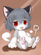 猫に食べられたBNKRG姉貴