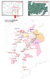 リザレクト・ジェネシス戦場位置図