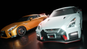 GT-R R35&GT-R R35 nismo MMDモデル配布あり