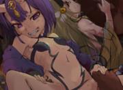 鬼の力より雌の悦びに目覚めちゃった酒呑ちゃんと茨木ちゃん