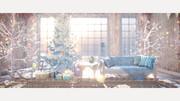 溯北式Stage037 聖誕室內(プレビュー2)
