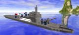 LDDで潜水艦作ってみた(ww2+)