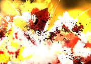 そして紅魔館 爆発