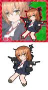 初春型駆逐艦3番艦 若葉
