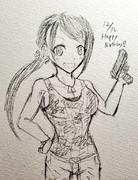 軍曹誕生日おめでとう!