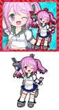 綾波型駆逐艦9番艦 漣・改