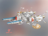 球連邦軍強襲航宙艦「アータマ」級二番艦 「ウチノータマ」