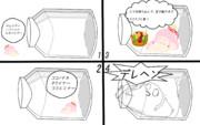 空き瓶とセヤナー