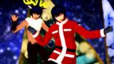 【モデル配布】 KAITO_ツーリングジャケット(クリスマス)