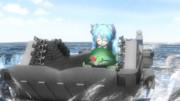 【MMD】謎ちゃん上陸作戦