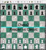 【Chess2】Reaper vs Classic【対局】