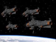 決戦地球防衛戦線