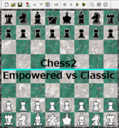 【Chess2】Empowered vs Classic【対局】